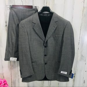 Gianfranci Ruffini wool Suit 44R